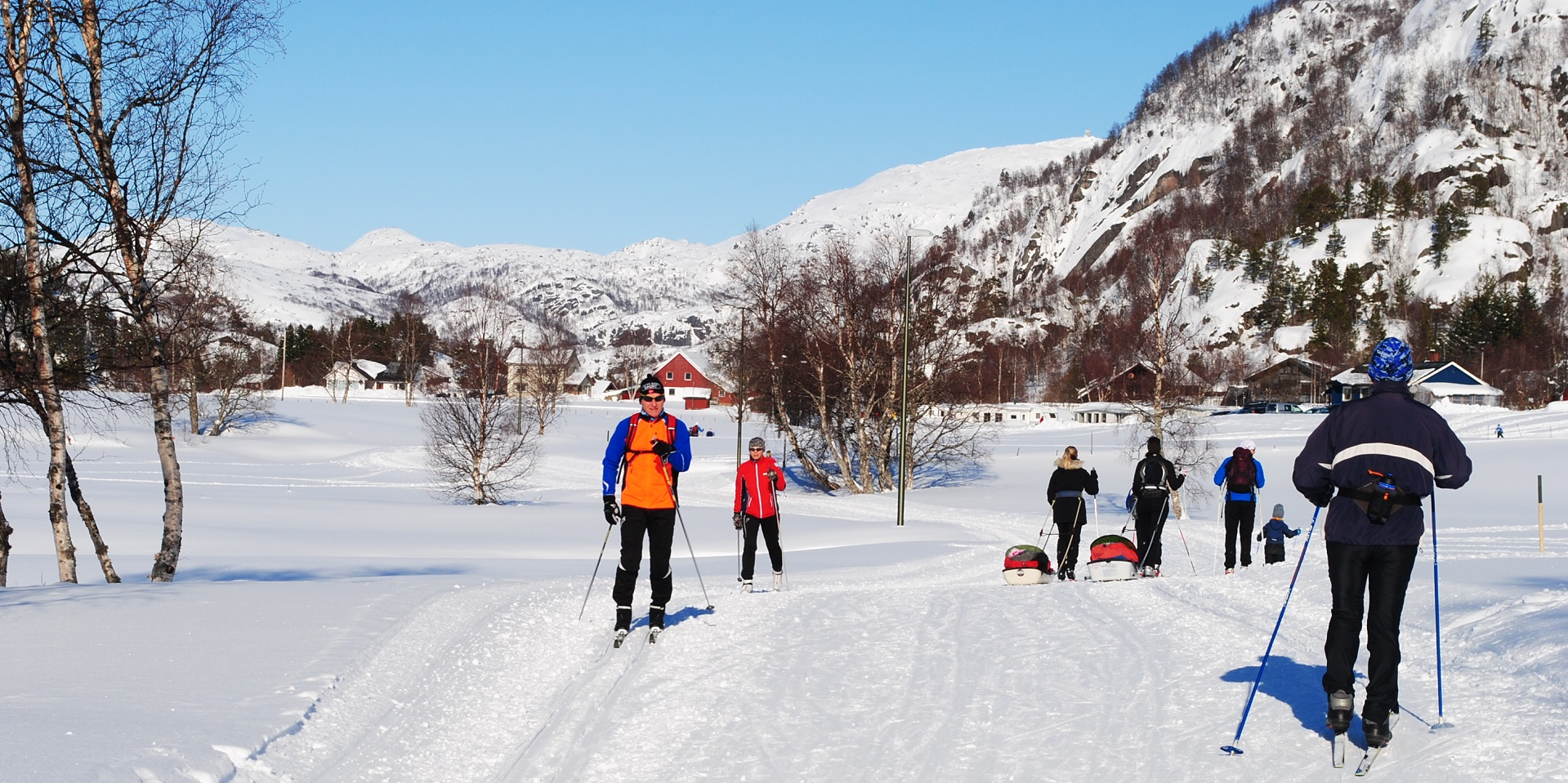 Activities in Sirdal